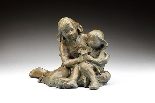 Jane DeDecker, Mom and Molly (M), Ed. of 31 2009, bronze
