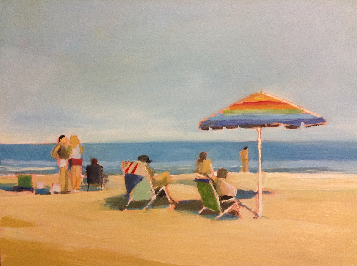 PRESS RELEASE: A Day at the Beach [Online Exhibition], Jun  1 - Jun 30, 2015