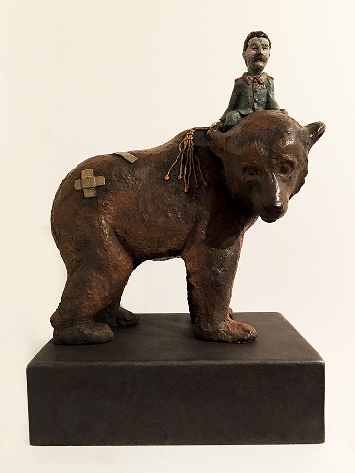 Bjorn Skaarup, Uncle Joe 2014, bronze