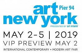 News & Events: Cavalier Ebanks Galleries at Art New York, April  3, 2019 - Cavalier Ebanks Galleries