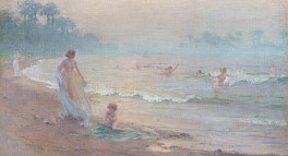 Charles Courtney Curran Biography