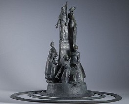 News & Events: Jane DeDecker to create Women's Suffrage Monument in DC, January  9, 2021 - Cavalier Galleries