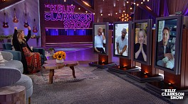 News & Events: Guy Stanley Philoche Interviewed on the Kelly Clarkson Show, February  2, 2021 - The Kelly Clarkson Show